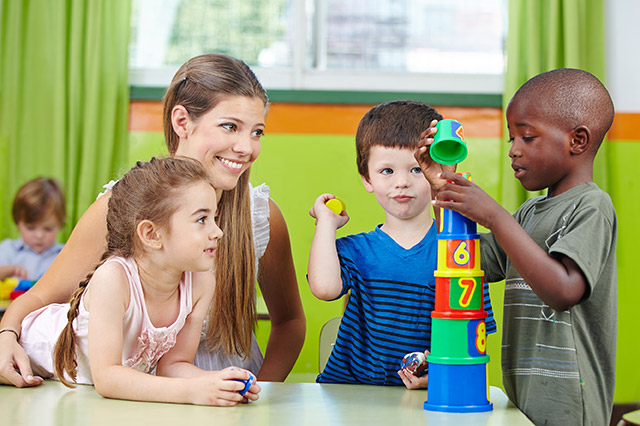 The Search For Quality Child Care
