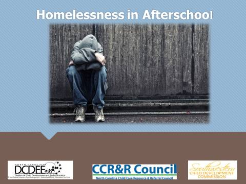 Canceled  CCRC/WFRC Homelessness in Afterschool