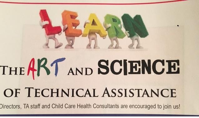 CCRC/WFRC – The Art and Science of Technical Assistance Part 1 & 2