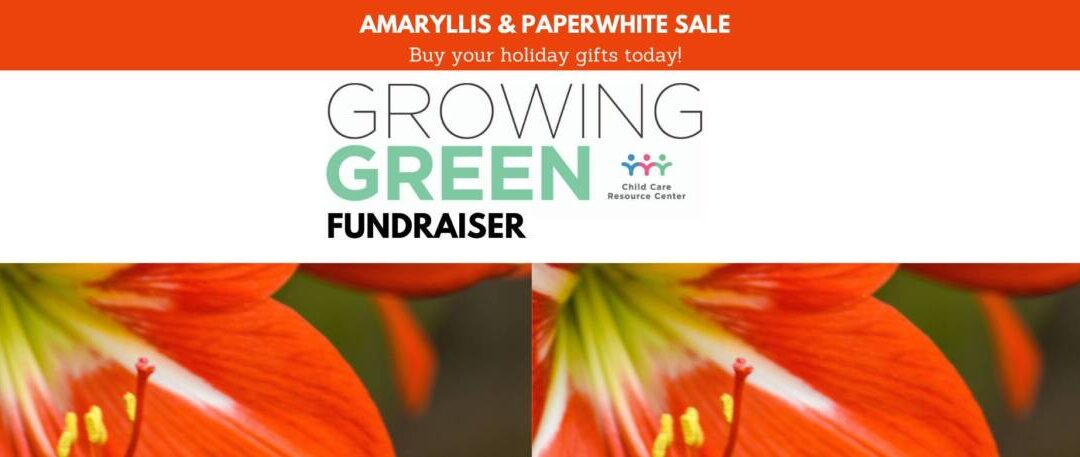 Growing Green Holiday Fundraiser